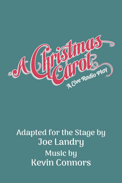 A Christmas Carol: A Live Radio Play