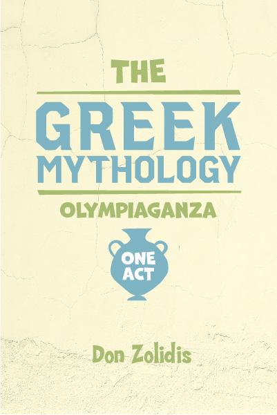 The Greek Mythology Olympiaganza (full-length) - VIRTUAL CLASSROOM SCRIPTS