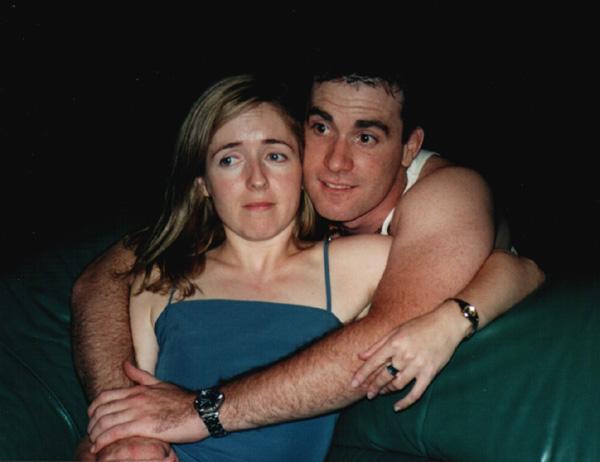 Angie and Arnie Sanguine