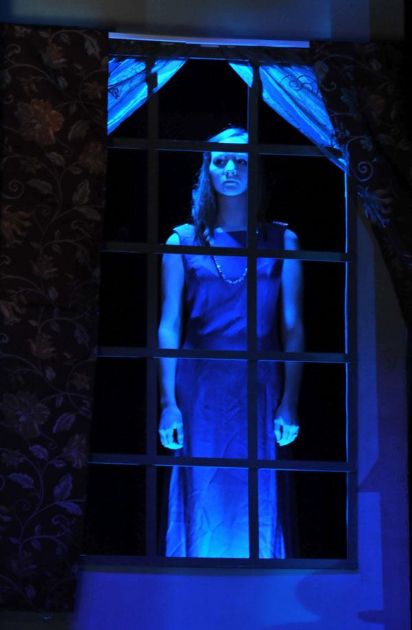 Blue Lila Rising