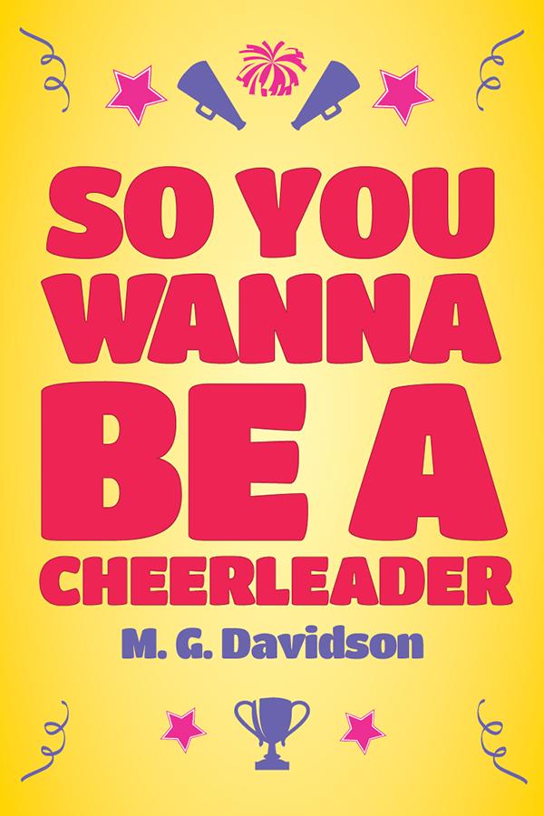 So You Wanna Be a Cheerleader - VIRTUAL CLASSROOM SCRIPTS