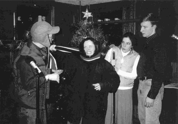 Christmas Thieves: A Small Town Radio Play