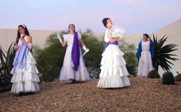 Desert Longing or Las Aventureras