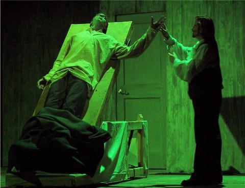 Frankenstein (one-act)