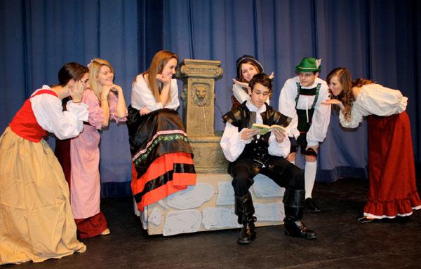 The Hamlet Thrill-ma-geddon (one-act)