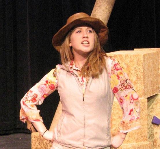 Illinois Jane and the Rainforest of Retribution