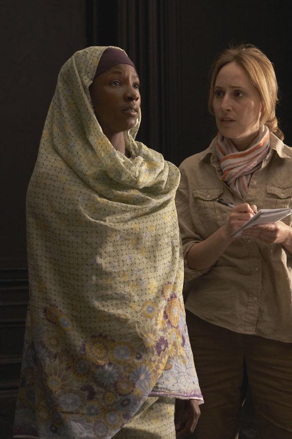 In Darfur