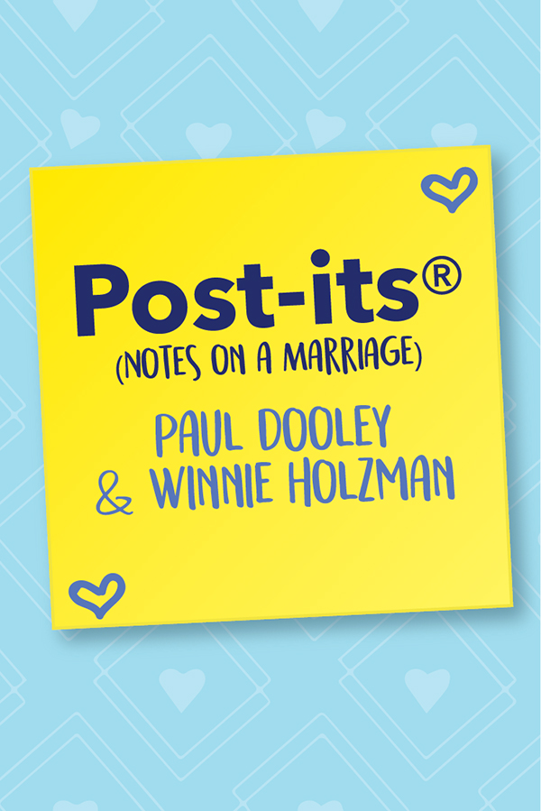 Post-its® (Notes on a Marriage)