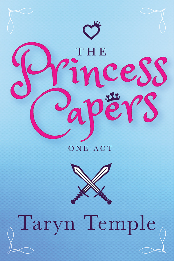 The Princess Capers (one-act version)
