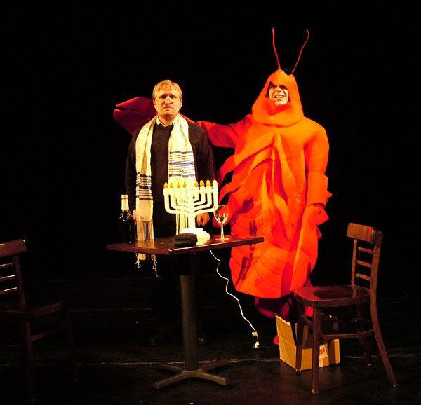 Rabbi Hersh and the Talking Lobster
