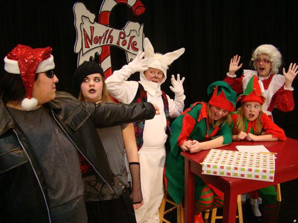 Santa-Napped