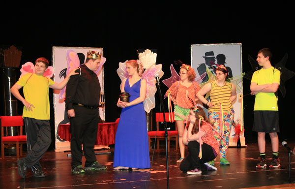 The Seussification of A Midsummer Night's Dream (one-act)