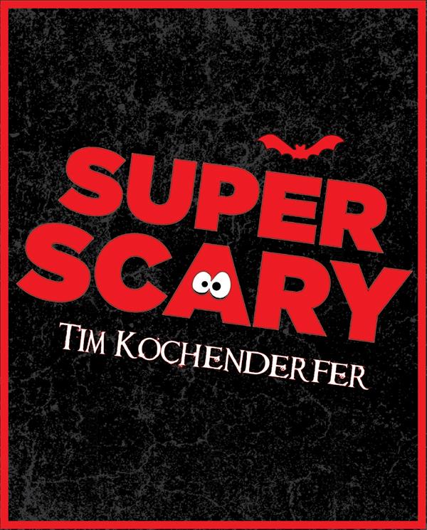 Super Scary - VIRTUAL CLASSROOM SCRIPTS