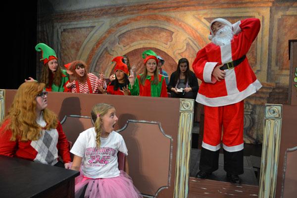 The Trial of Santa