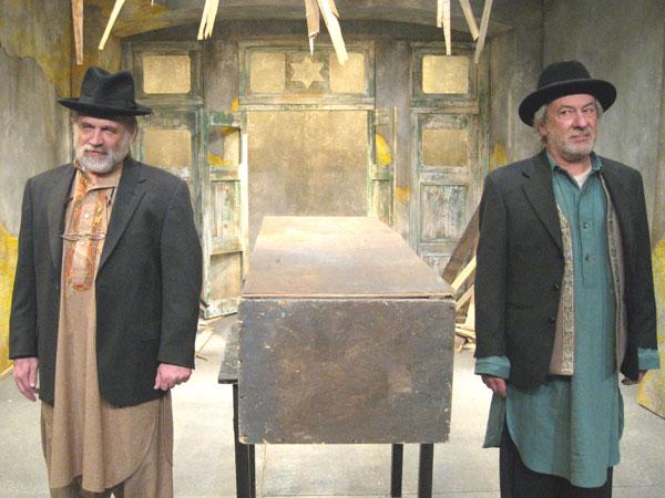 Two Jews Walk Into a War...