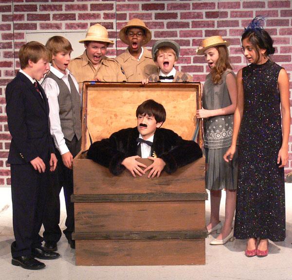 The Last Night of Vaudeville