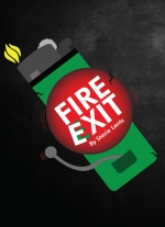"""Fire Exit"" by Stacie Lents"