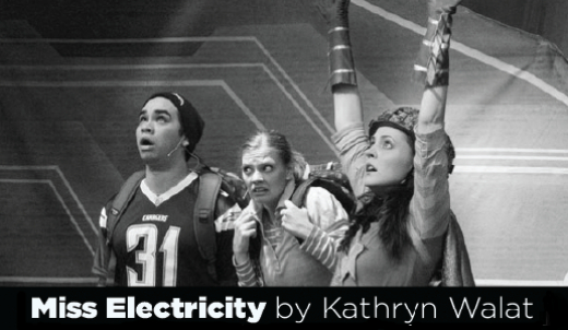 Miss Electricity by Kathryn Walat