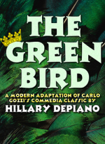 The Green Bird by Hillary DePiano