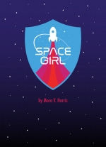 """Space Girl"" by Mora V. Harris"