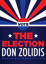 The Election by Don Zolidis