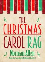 The Christmas Carol Rag by Norman Allen