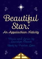 """Beautiful Star: An Appalachian Nativity"" by Laurelyn Dossett book by Preston Lane"