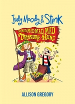 Judy Moody & Stink: The Mad, Mad, Mad, Mad Treasure Hunt by Allison Gregory