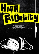"""High Fidelity"" by Amanda Green music by Tom Kitt book by David Lindsay-Abaire"