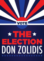 """The Election"" by Don Zolidis"